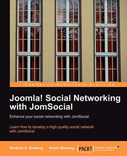 9781847199560: Joomla! Social Networking with JomSocial