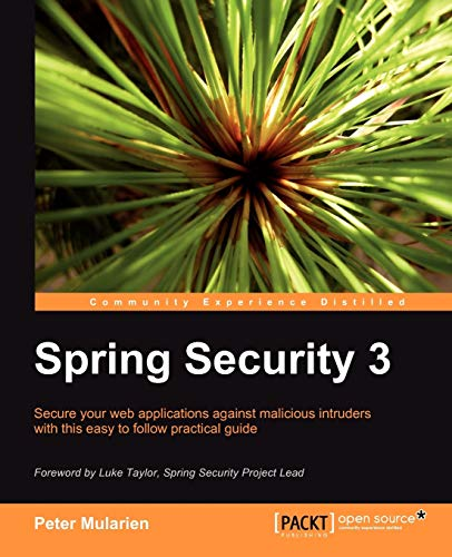 9781847199744: Spring Security 3