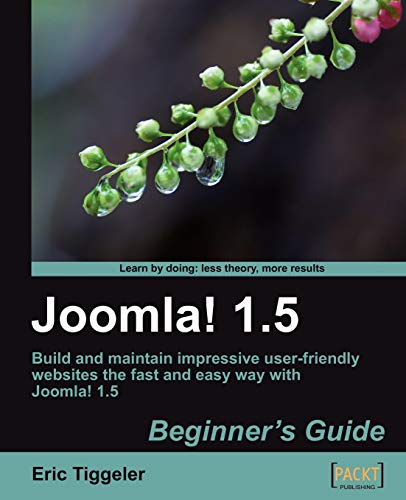 9781847199904: Joomla! 1.5: Beginner's Guide