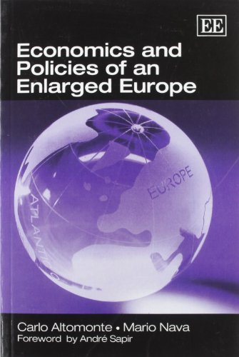 9781847200051: Economics and Policies of an Enlarged Europe