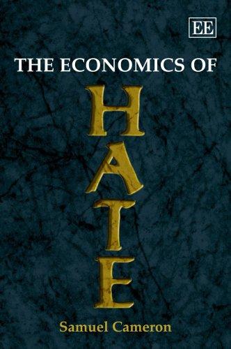 The Economics of Hate: Samuel Cameron