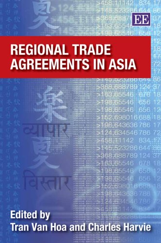 9781847200617: Regional Trade Agreements in Asia