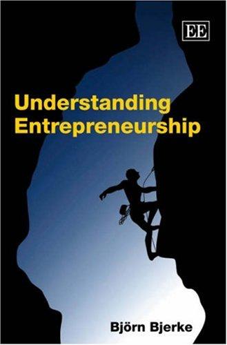 9781847200662: Understanding Entrepreneurship