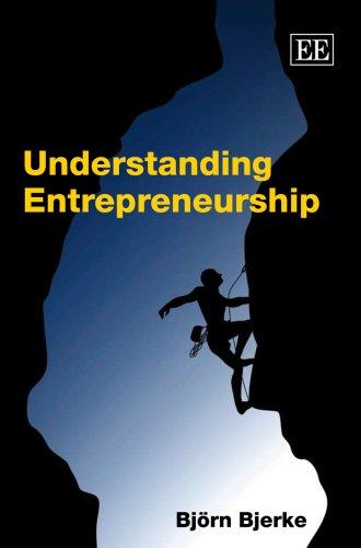 9781847200679: Understanding Entrepreneurship