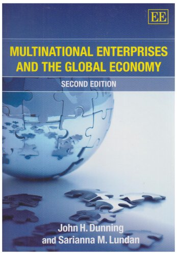 9781847201225: Multinational Enterprises and the Global Economy, Second Edition