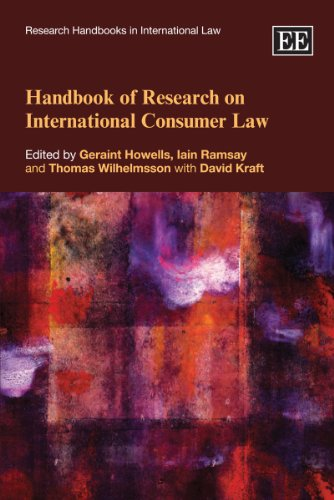 Handbook of Research on International Consumer Law (Hardback)