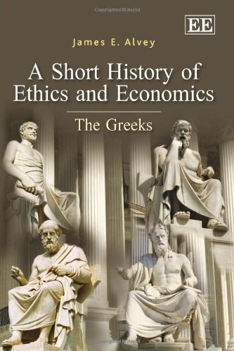 9781847202017: A Short History of Economics and Ethics