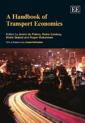 9781847202031: A Handbook of Transport Economics (Elgar Original Reference)
