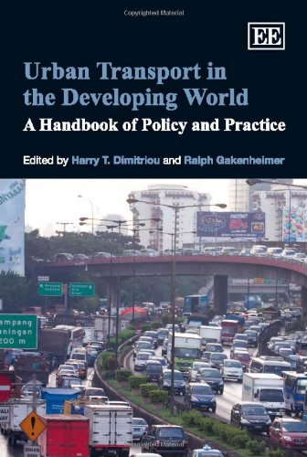 9781847202055: Urban Transport in the Developing World: A Handbook of Policy and Practice