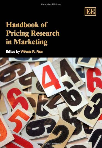 Handbook of Pricing Research in Marketing (Hardback)