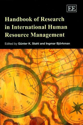 9781847202581: Handbook of Research in International Human Resource Management
