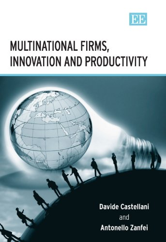 9781847203229: Multinational Firms, Innovation and Productivity
