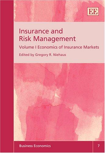 9781847203335: Insurance And Risk Management (Business Economics)