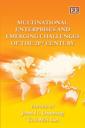 9781847203564: Multinational Enterprises and Emerging Challenges of the 21st Century