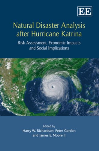 9781847203571: Natural Disaster Analysis After Hurricane Katrina: Risk Assessment, Economic Impacts and Social Implications