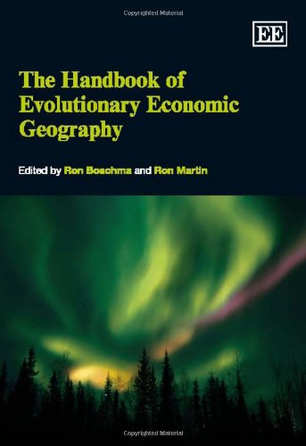 9781847204912: The Handbook of Evolutionary Economic Geography