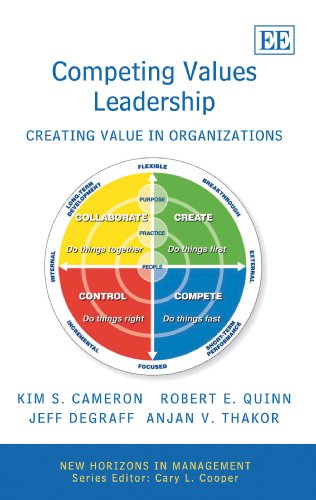 9781847204950: Competing Values Leadership: Creating Value in Organizations (New Horizons in Management)