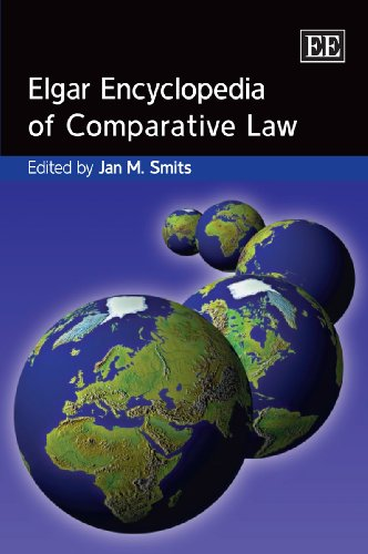 9781847206169: Elgar Encyclopedia of Comparative Law (Elgar Original Reference)