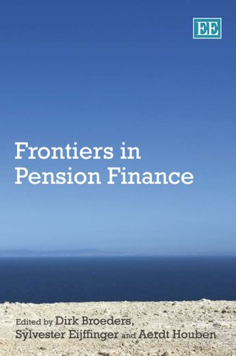 9781847206602: Frontiers in Pension Finance