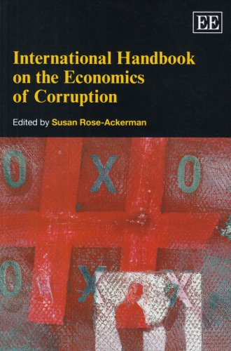 9781847207456: International Handbook on the Economics of Corruption (Elgar Original Reference)