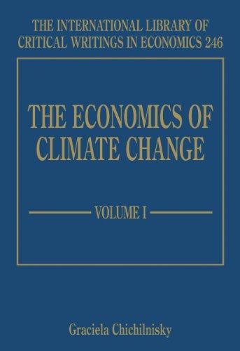 The Economics of Climate Change (Hardback)
