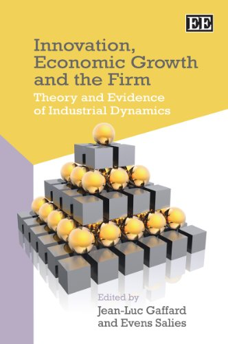 9781847208323: Innovation, Economic Growth and the Firm: Theory and Evidence of Industrial Dynamics