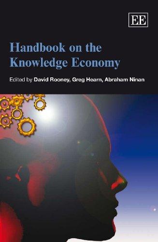 9781847208477: Handbook on the Knowledge Economy (Elgar Original Reference)