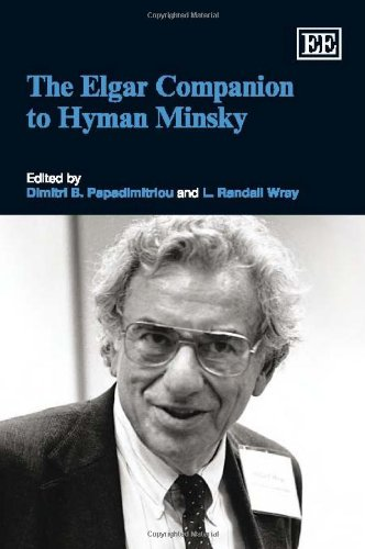 9781847208491: The Elgar Companion to Hyman Minsky