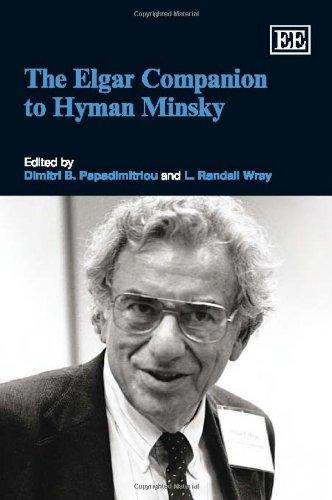 9781847208491: The Elgar Companion to Hyman Minsky