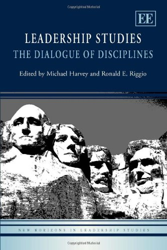 9781847209405: Leadership Studies: The Dialogue of Disciplines (New Horizons in Leadership Studies Series)