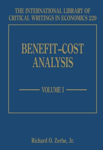 Benefit-Cost Analysis (Hardback)