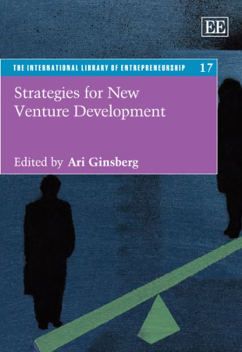 Strategies for New Venture Development: Ginsberg, Ari (EDT)