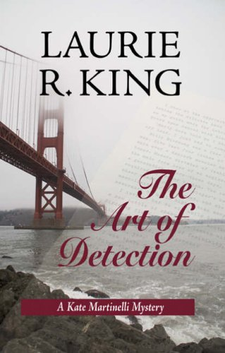 Art of Detection: Laurie R. King