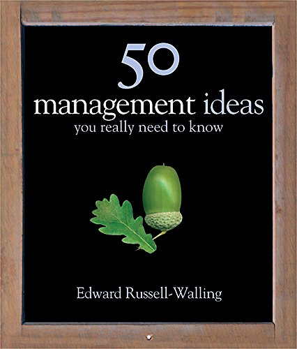 9781847240095: 50 Management Ideas You Really Need to Know
