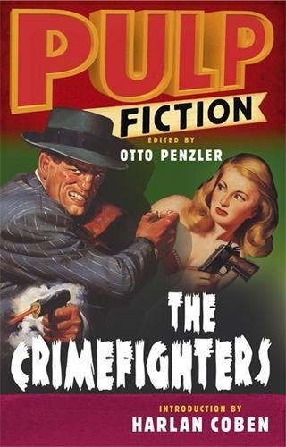 9781847240668: Pulp Fiction: The Crimefighters