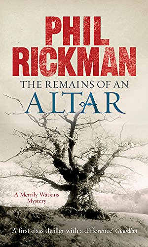 9781847240910: Remains of an Altar: A Merrily Watkins Mystery (Merrily Watkins 8)