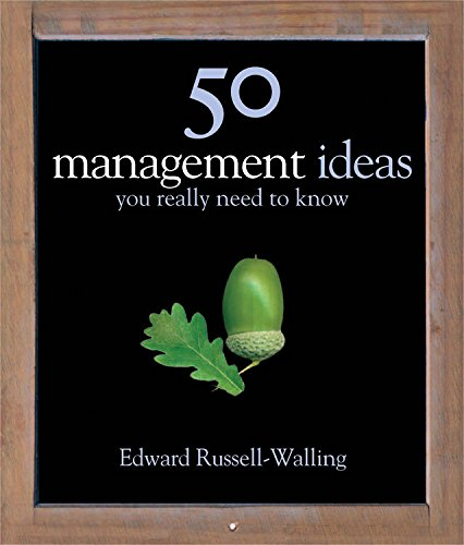 9781847241504: 50 Management Ideas You Really Need to Know (50 Ideas You Really Need to Know)