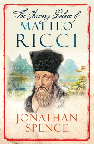 9781847243447: The Memory Palace of Matteo Ricci