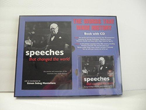 Speeches That Changed The World: Montefiore, Simon