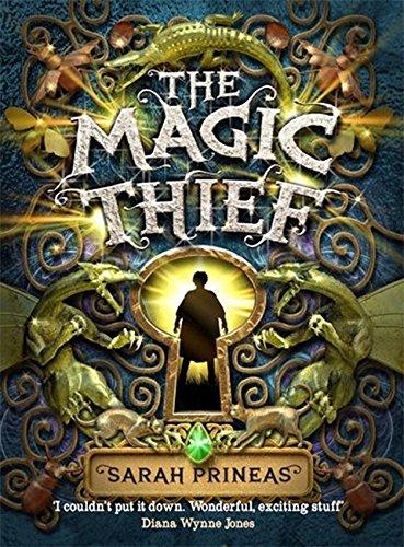 9781847244321: The Magic Thief