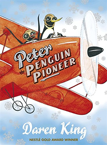 9781847244345: PETER THE PENGUIN PIONEER