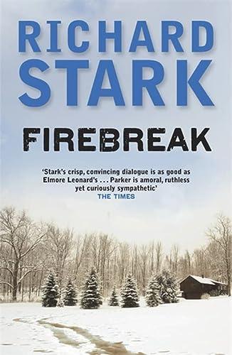 9781847244475: Firebreak: A Parker Novel