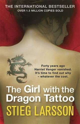 9781847245458: The Girl with the Dragon Tattoo (Millennium Trilogy Book 1)