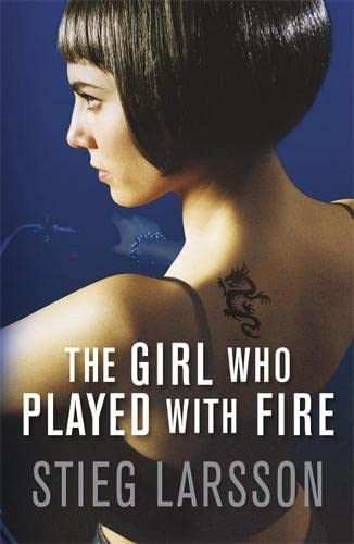 The Girl Who Played with Fire *1/1 UK*: Larsson, Stieg