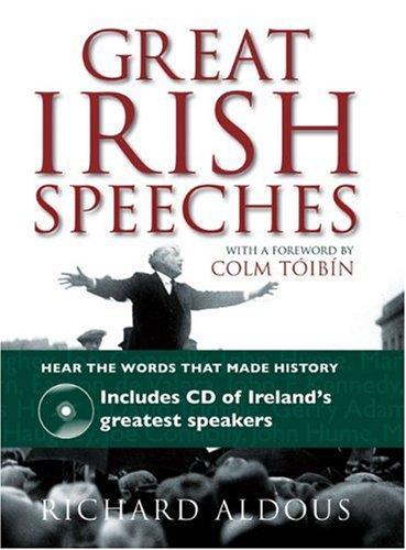 9781847246585: Great Irish Speeches