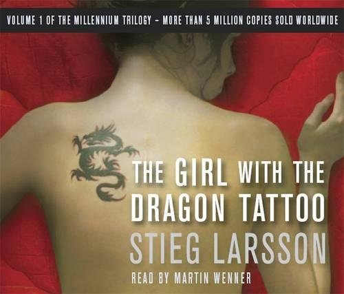 The Girl with the Dragon Tattoo (Millennium Trilogy): Larsson, Stieg