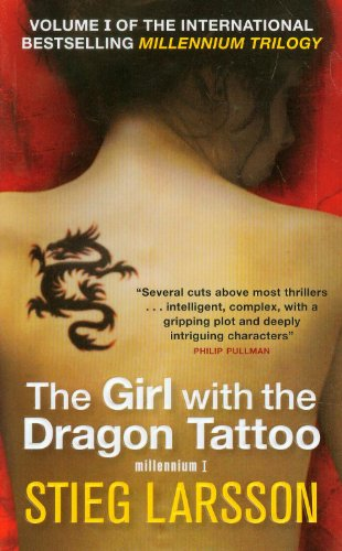 The Girl with the Dragon Tattoo (1847246923) by Steig Larsson