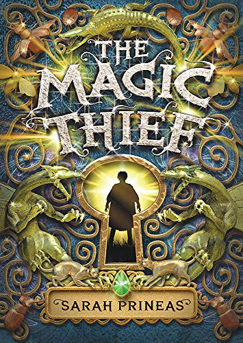 9781847246998: Magic Thief