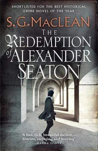 9781847247919: The Redemption of Alexander Seaton: Alexander Seaton 1