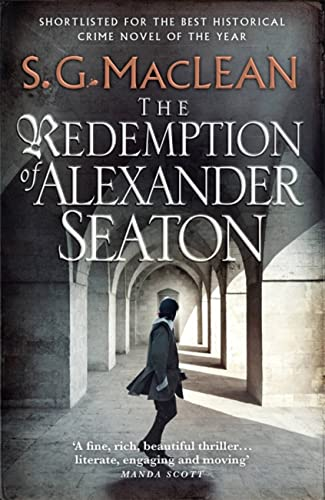 9781847247919: The Redemption of Alexander Seaton